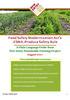 (FSMA) Produce Safety Rule: A Plain Language Guide